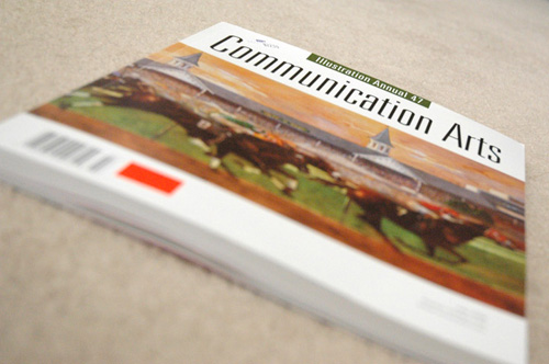 MENTION - Commarts Illustration Annual 2006