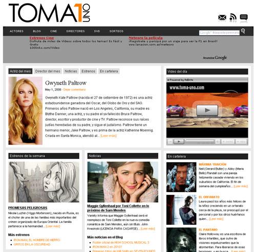 Toma-Uno.com